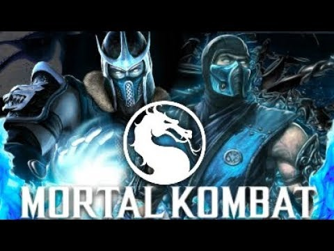 Mortal Kombat 11 - Whats The Difference? Sub Zero (Old Vs New)