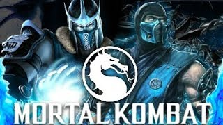 Mortal Kombat 11 Whats The Difference Sub Zero Old Vs New