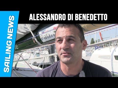Alessandro Di Benedetto - Skipper Portrait