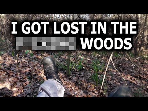 I Got Lost in the F*cking Woods