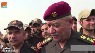 غرفة الأخبارسياسة  القوات العراقية تواصل التقدم في الموصل