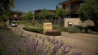 Napa Valley Luxury LEED Platinum Hotel: Bardessono Hotel Video