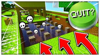 NO ONE CAN BEAT THIS COURSE - MINECRAFT 2.0 MOD GARRY