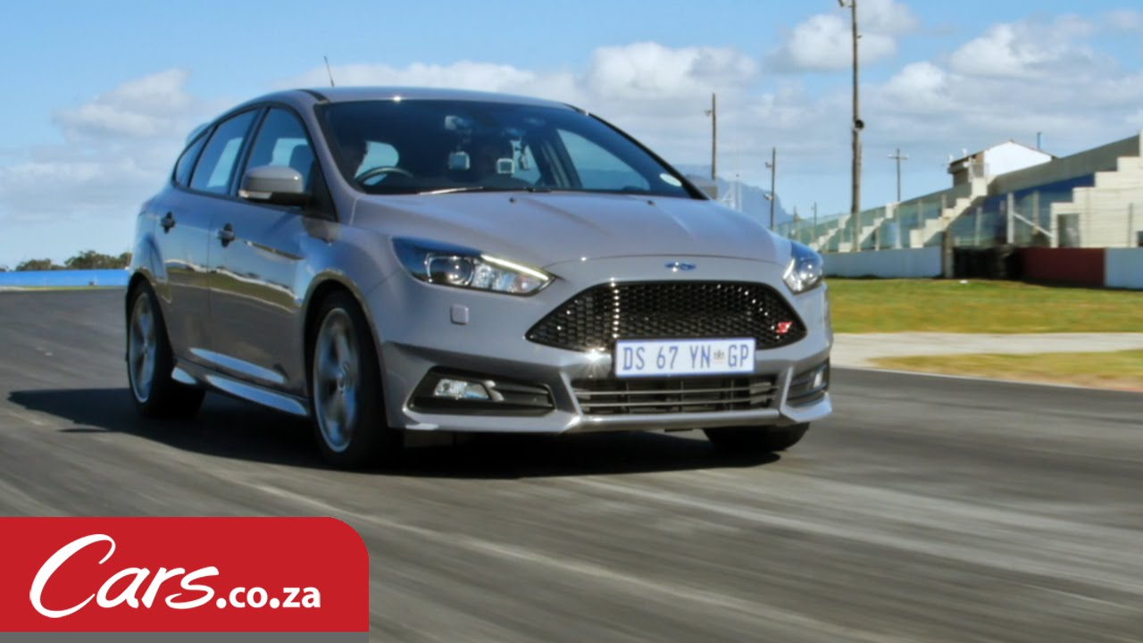 & Track Test - Ford Focus ST - YouTube markmcfarlin.com