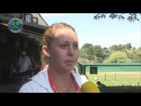 The 2009 Junior Wimbledon Championships