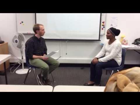 Fatoumata Interview