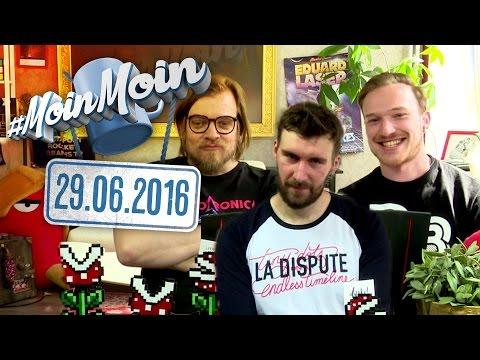 #MoinMoin mit Lars, Herm & Nilz   Gästeliste Geisterbahn, Podcastlandschaft Deutschland   29.06.2016