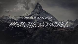 Corey Voss - God Who Moves The Mountains (Lyrics)