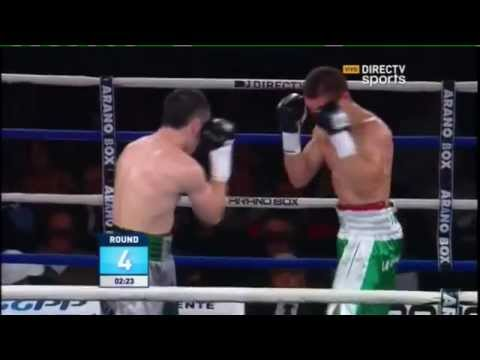 Marcelino LOPEZ vs Diego AGUILERA - SA - Full Fight - Pelea Completa