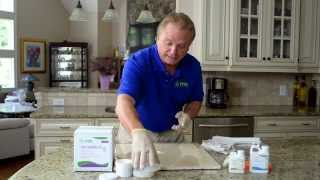 Remove Spots or Stains From Polished Marble in 3 Minutes