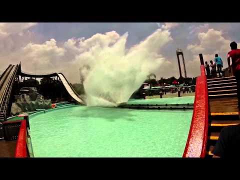 Six Flags México, Splash.