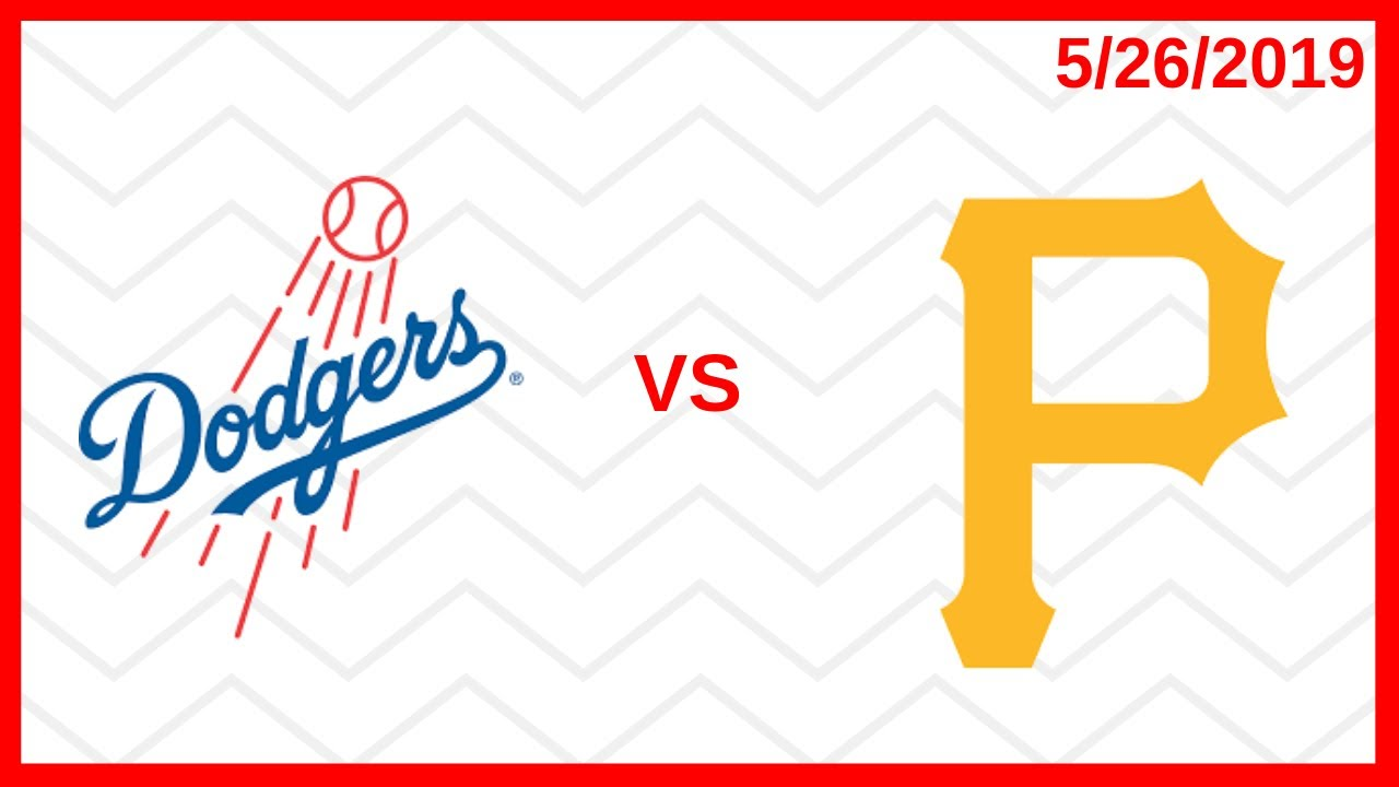 Los Angeles Dodgers Condensed Game (5/26/2019) Pittsburgh Pirates Condensed Game