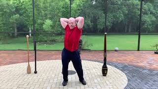 Increase Growth Hormone and Athletic Performance with Mace Swinging