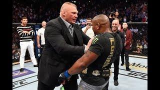 UFC 226: Entrevista no octógono com Daniel Cormier e Brock Lesnar