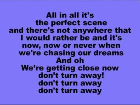 Perfect Scene - Mercy Mercedes w/Lyrics