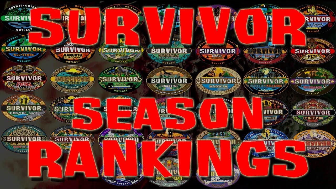 The 10 Best Survivor Seasons So Far, Ranked