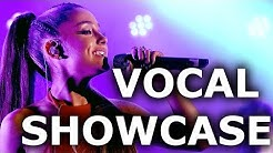 Ariana Grande GOES OFF at We Can Survive 2016! (Vocal Showcase) F#3 - A5 - E6
