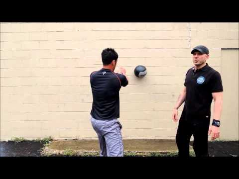 Medicine Ball Rotational Golf Power Exercises