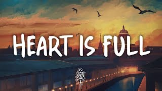 Jon Bellion - Heart is Full (Lyrics)