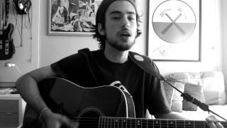 Cage The Elephant - Cigarette Daydreams (acoustic cover)