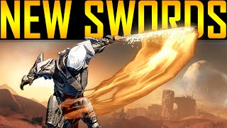 Destiny - NEW LEGENDARY SWORDS!