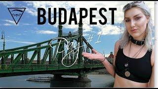 Budapest day #1 • Agnes Krown