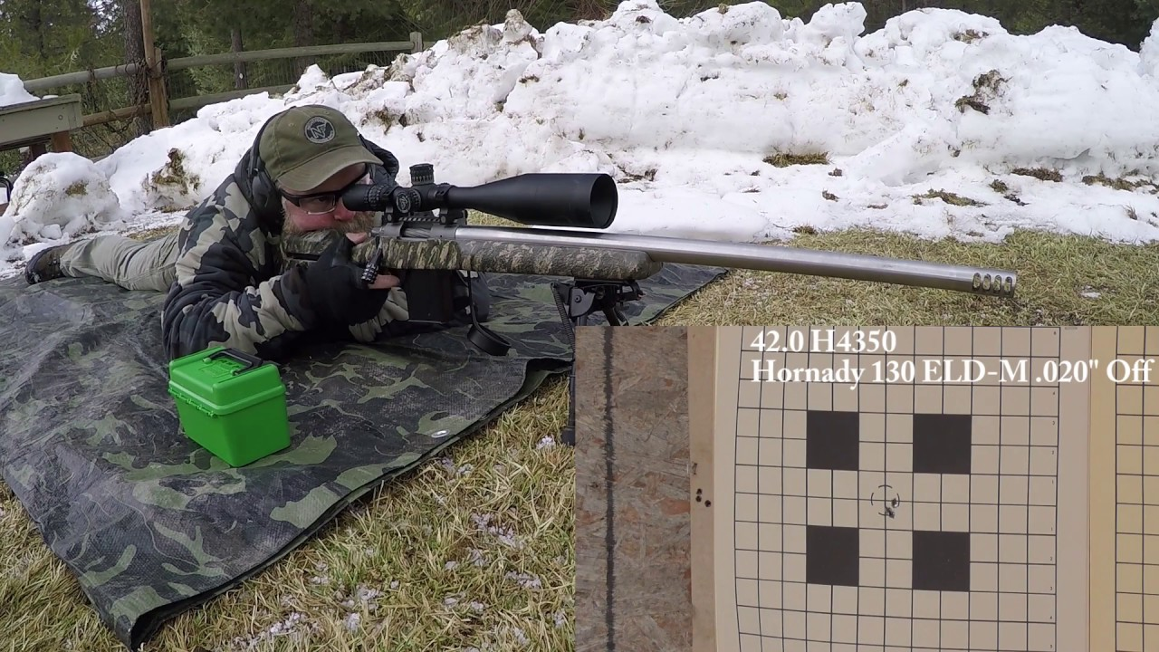 Precision Rifle Load Development/ Part IV: Initial Load Testing & Evaluation