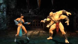 Mortal Kombat (2011) - The Babalities: Goro, Kintaro, & Shao Kahn (Xbox 360)