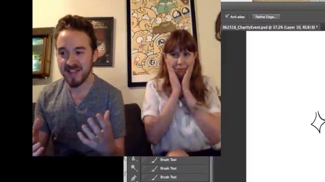 daron nefcy and alex hirsch sing that way cartoons vs the forces