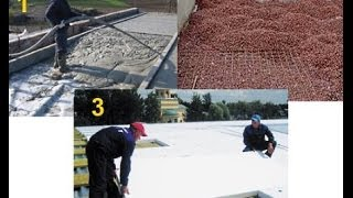 видео Стяжка кровли: устройство строительного пирога из профнастила