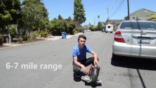An electric unicycle for $60?!