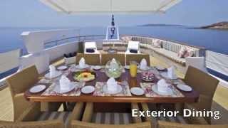 Yacht Charter; 102' Super Yacht SUNCOCO