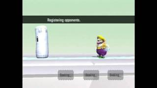 SSBB: Wario Things to do in the Wi-Fi Waiting Room