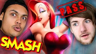 SMASH OR PASS: ANIMATED CHARACTERS EDITION feat. MessYourself