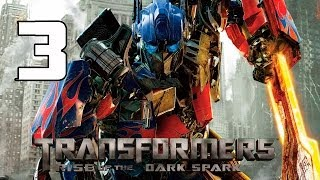 Transformers Rise of the Dark Spark Walkthrough Parte 3 Capitulo 3 Gameplay Español PC/PS4/XboxOne