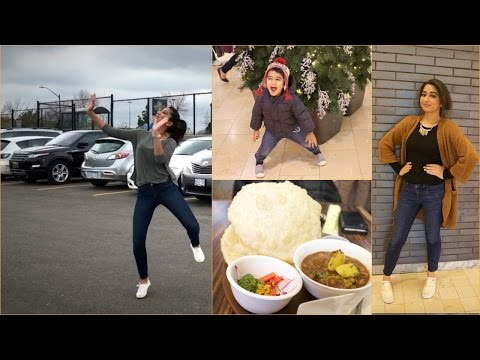 Bhangra in Parking, Day in my life || Brownbeautysimor || Indian Beauty Guru