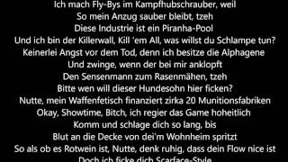 Kollegah - Red Light District Anthem Lyrics HD