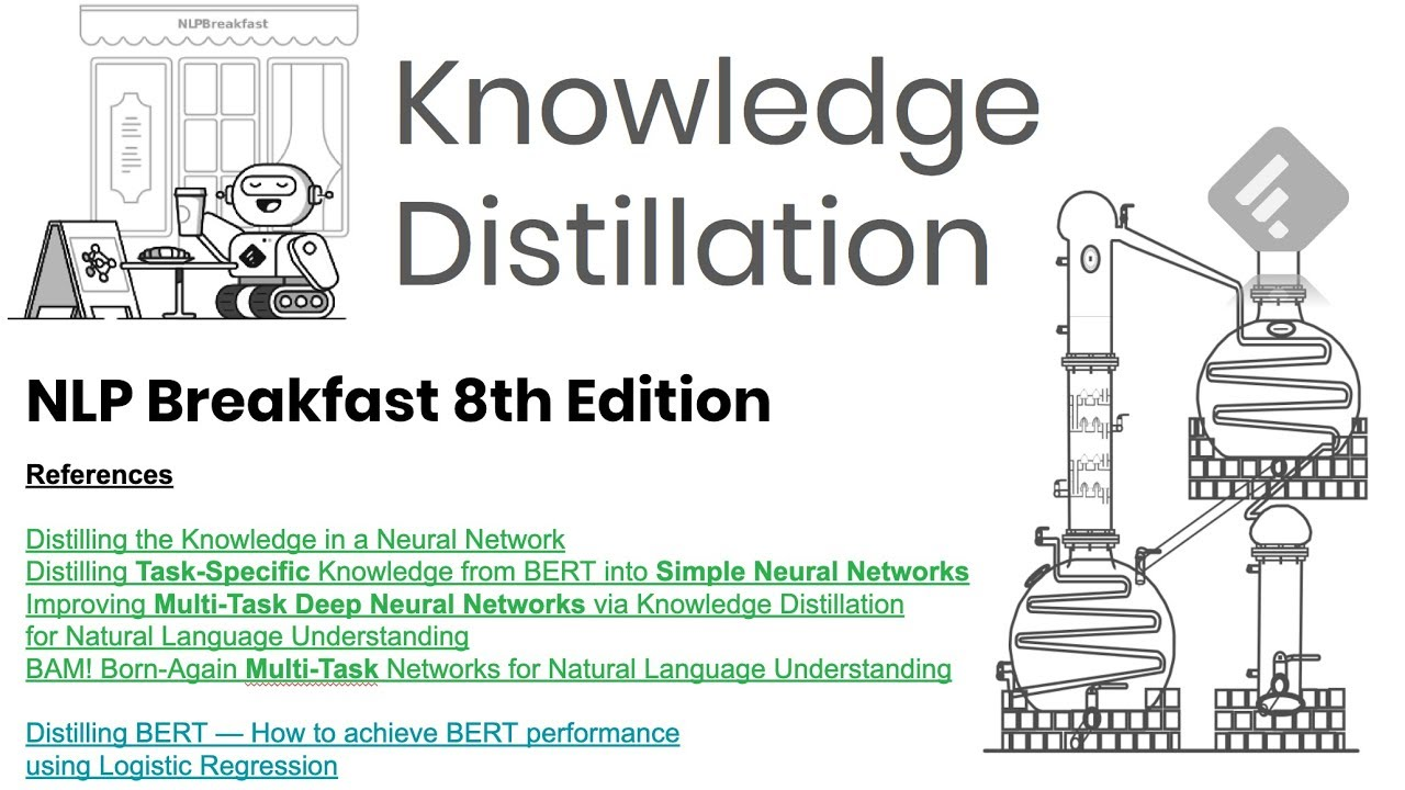 NLP Breakfast 8: Knowledge Distillation – Feedly Blog