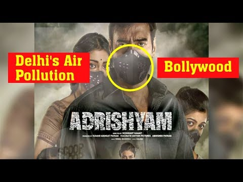 Delhi's Air Pollution Has polluted Funny movie poster and Names