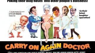 carry on again doctor theme