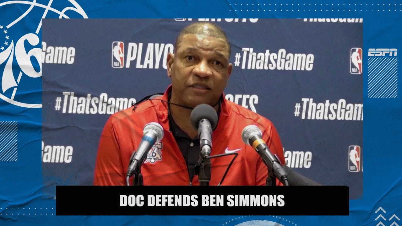 Philadelphia 76ers' Doc Rivers wants to convince Ben Simmons to ...