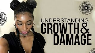 Understanding Hair Growth & Damage To Grow Long Hair