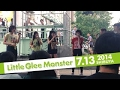 「Brand New Me」を歌うLittle Glee Monster(リトグリ)@渋谷ズンチャカ!