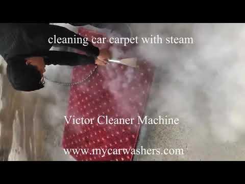 Steam Carpet Cleaner Machine Cleaning Car Carpet Sofa Floor