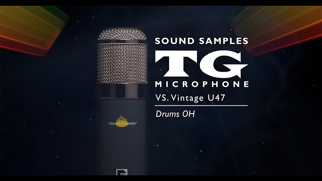 TG Microphone | Chandler Limited