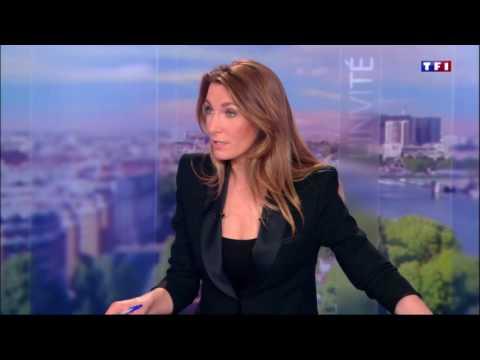 Nicolas Sarkozy #NS20H le 22/05/2016