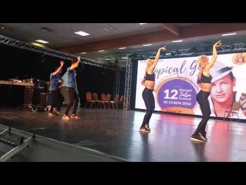 El Sol Salsa Festival Warsaw 2016 - Tropical Jam - Rumba - Music