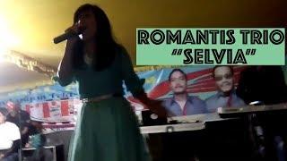 Romantis Trio - Selvia (Live) Sidikkalang
