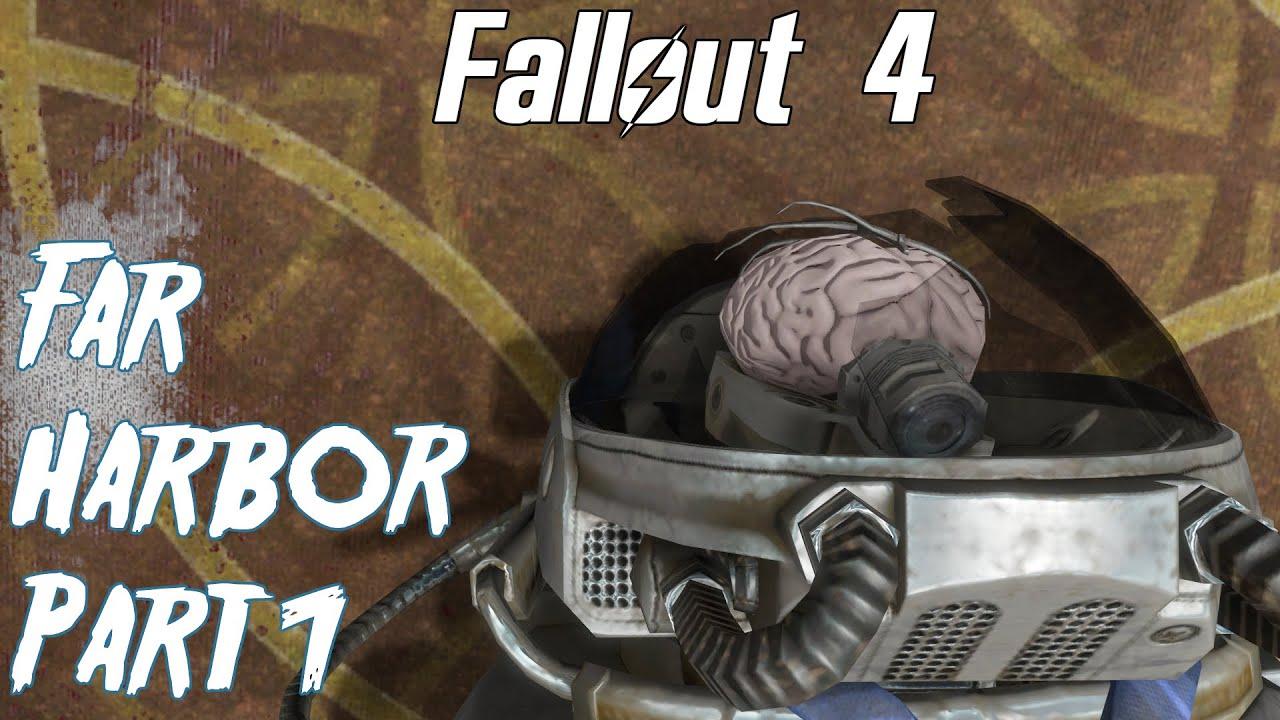 Far harbor fallout 4 map