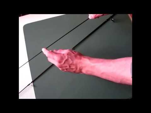 ремонт спиннинга своими руками